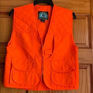 Prestige Master Sportsman Men's L Orange Vest